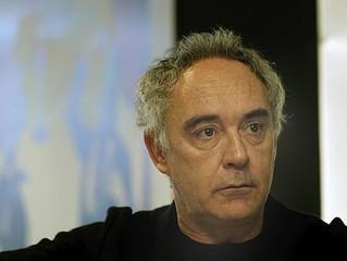 Ferran Adrià: «El sushi ya es un plato tradicional en España»