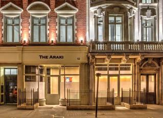 Bar de sushi The Araki, en Londres, recibe tres estrellas Michelin