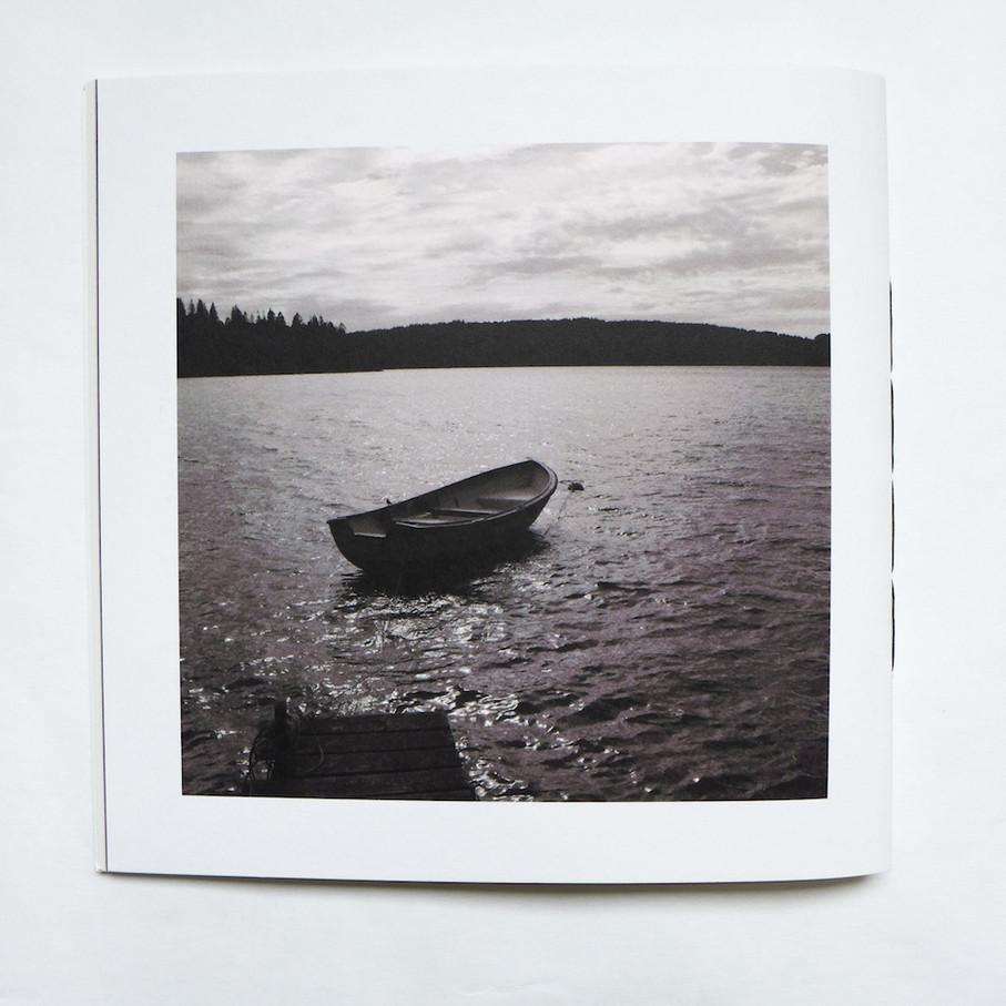 Across the Baltic Sea – Rückseite