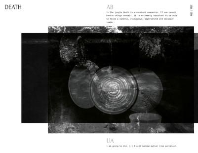 ROAR – Doppelseite