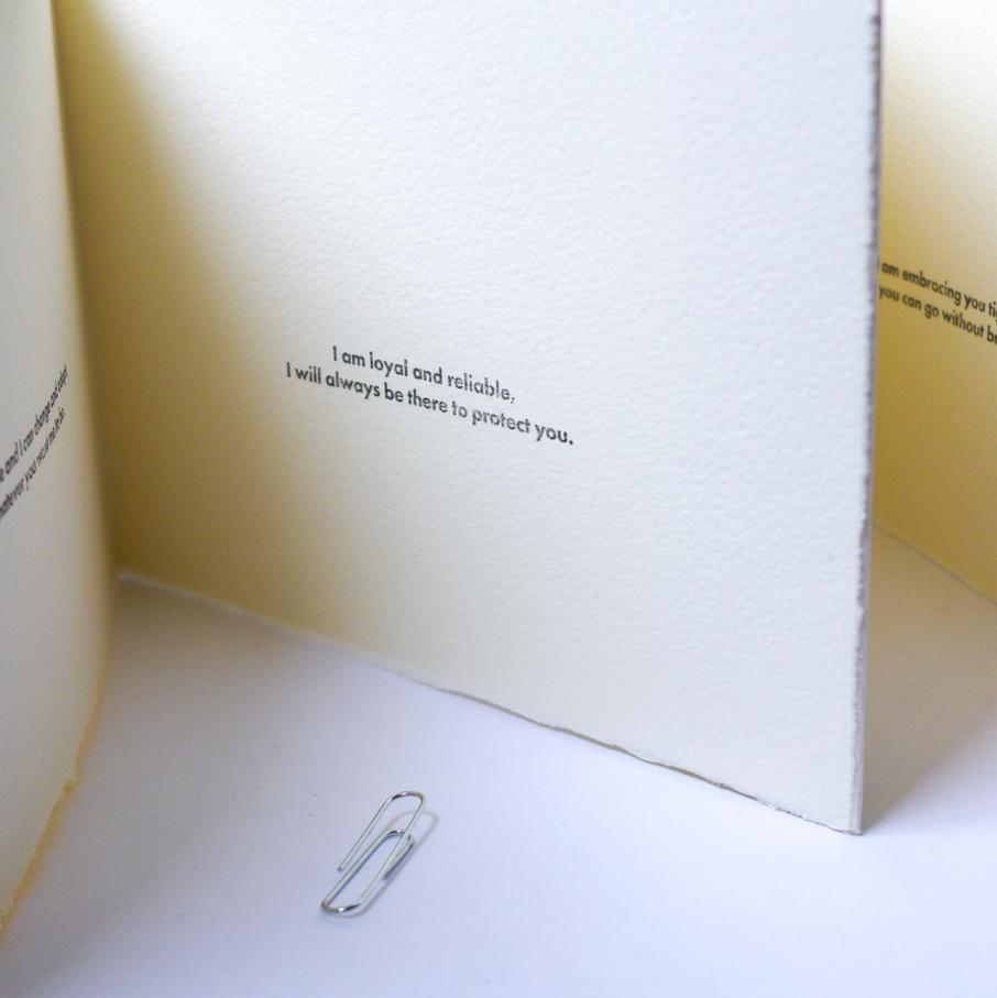 Büroklammer – Typografie