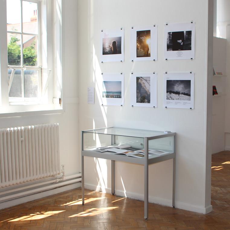 Under the Midnight Sun – Ausstellung Ruskin Gallery