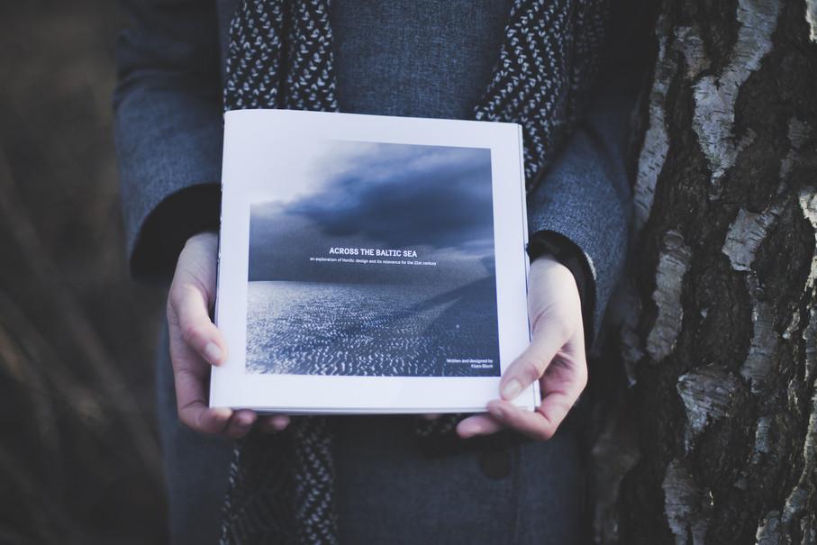 Across the Baltic Sea – Cover