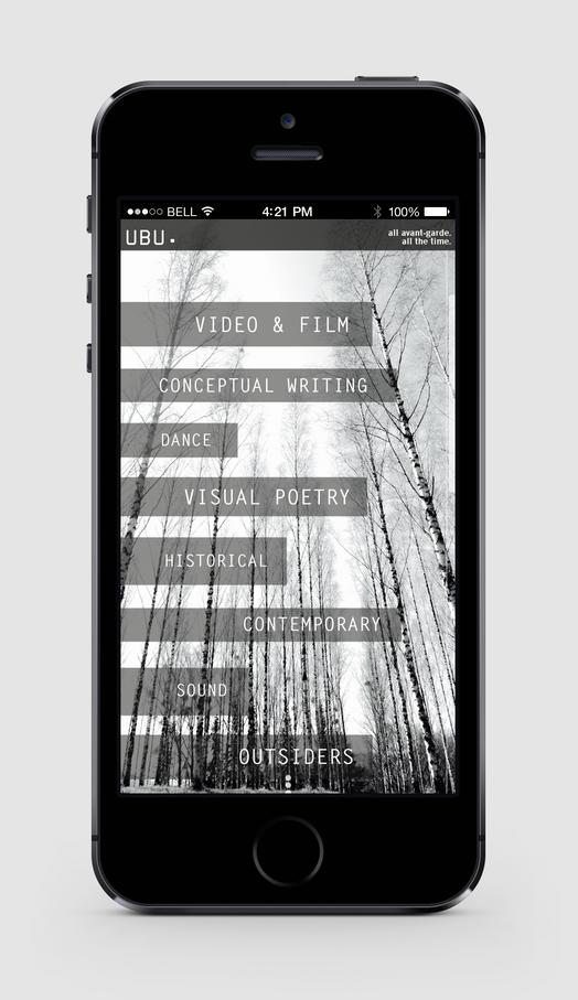 User Interface Design – Mobil