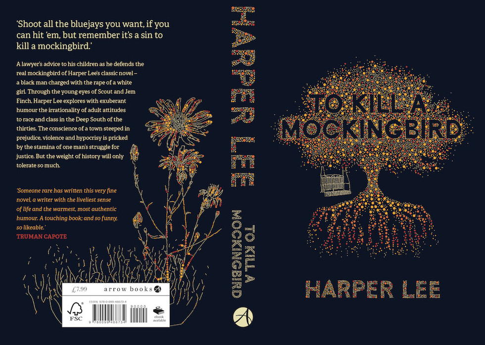 Penguin Student Design Award 2017 – To Kill A Mockingbird