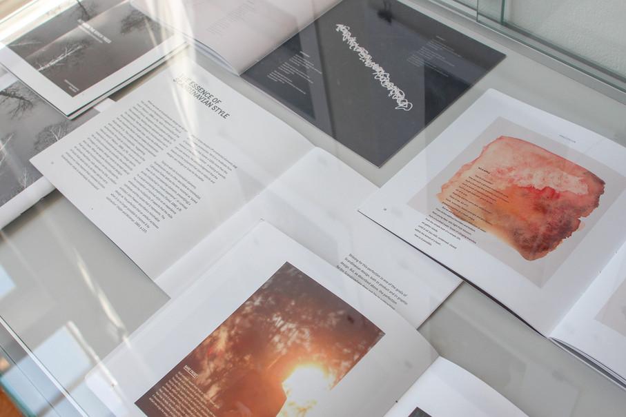 Under the Midnight Sun – Ausstellung