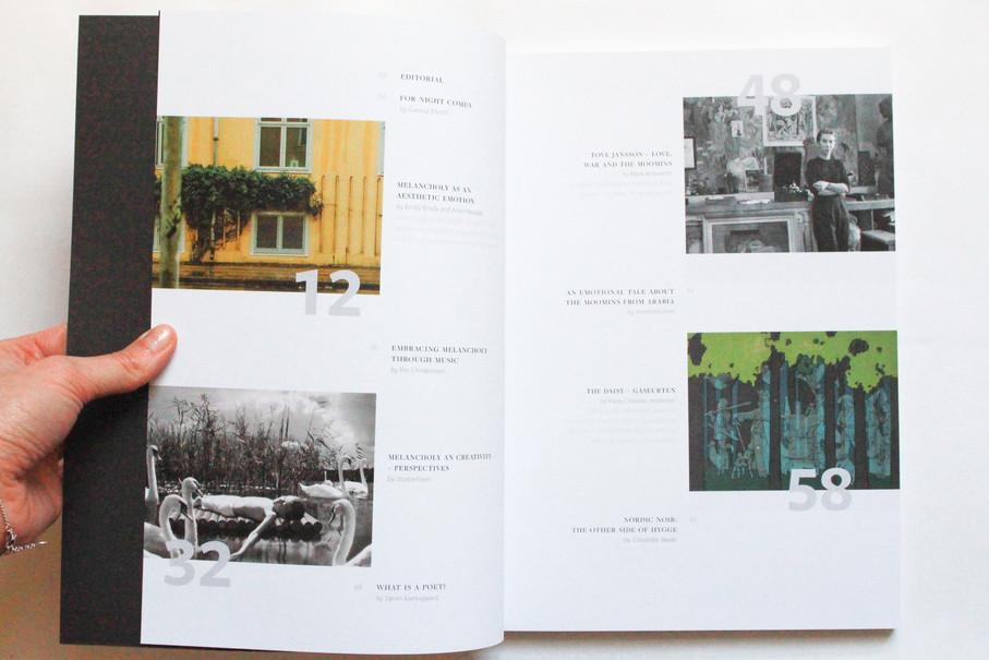 Smultron – Inhaltsverzeichnis