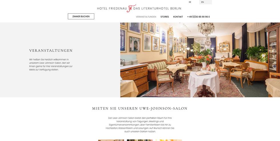Der Uwe-Johnson-Salon