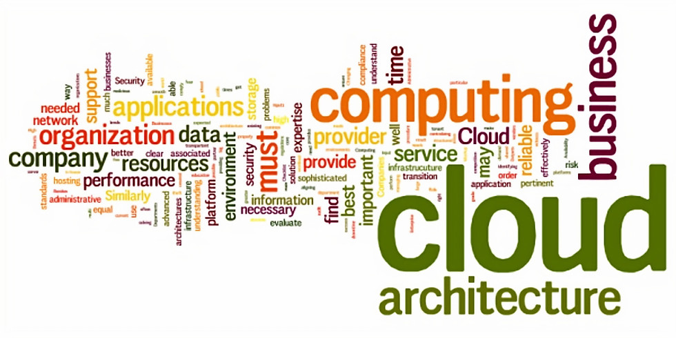 Cost Oriented Architecture - Designing for the cloud