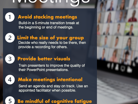Better Remote Meetings