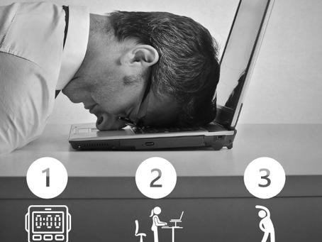 [Infographic] Remote Work Wellness