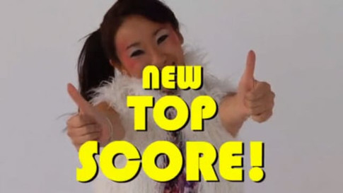 PS3: Gamer Eyes  -  New Top Score