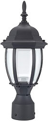 LIT-PaTH LED Outdoor Post Light Pole Lan
