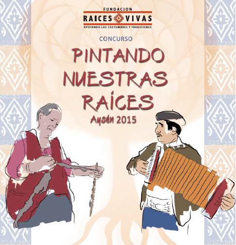 """Lanzamiento Libro Digital """"Pintando Nuestras Raíces- Aysén 2015"""" en Puerto Cisnes!!"""
