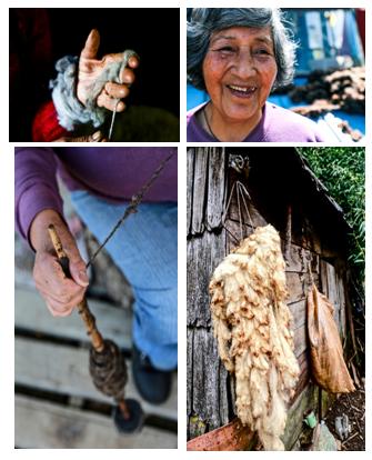 !Fundación se adjudica Proyecto de Registro de Relatos de Tejedoras de la región de Aysén!