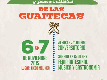 Emotivo Encuentro de artesanos, cultores, músicos y jóvenes artistas en Las Guaitecas.
