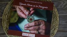 Ya está a la venta Libro Tejiendo Fibras en la Patagonia!