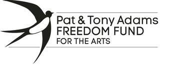 Pat & Tony Adams Freedom Fund for the Arts logo