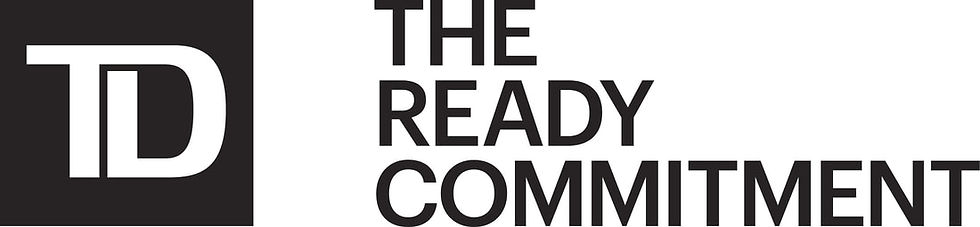 TD The Ready Commitment logo