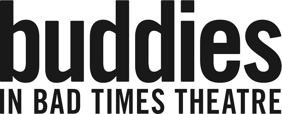 Buddies in Bad Times Theatre logo