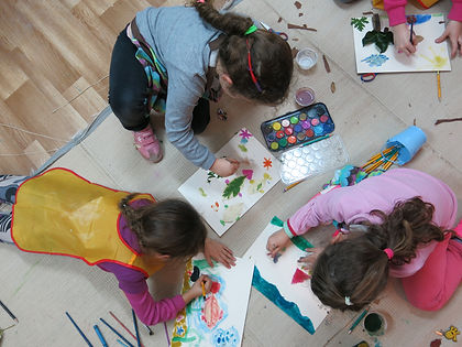 רעיונות ליצירה עם הילדים