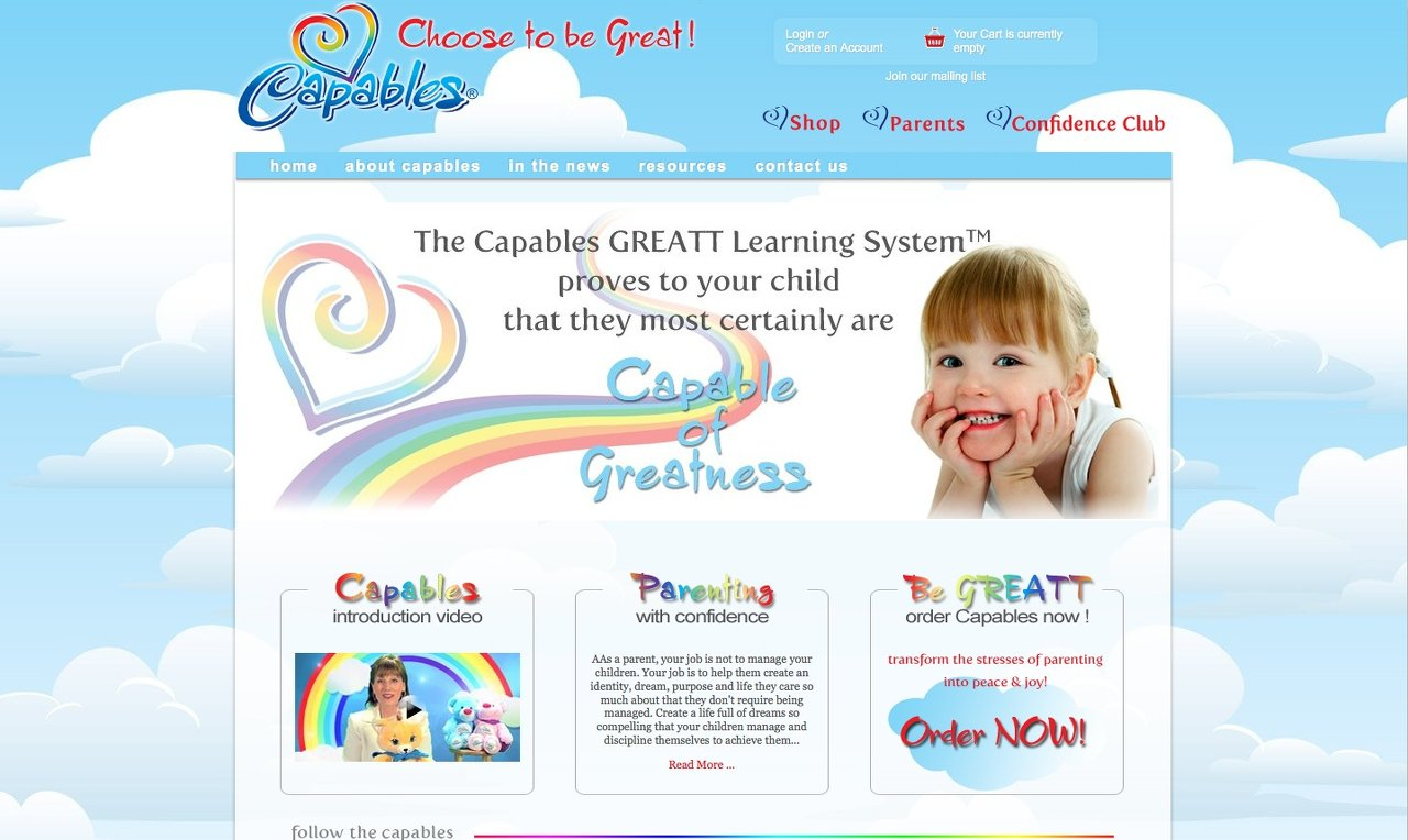 Capables Parent Tool