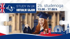 Privatne srednje škole u Velikoj Britaniji dolaze na Study in UK!