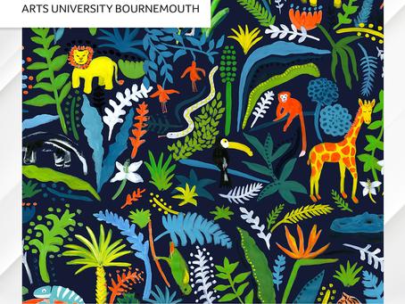 Rezervirano samo za kreativce - diplomski studij na Arts University Bournemouth!