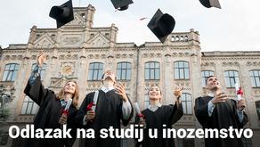 Odlazak na studij u inozemstvu