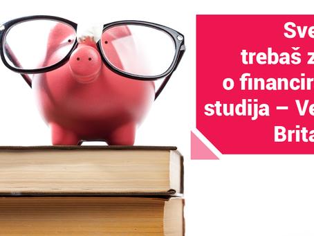 Sve što trebaš znati o financiranju studija - Velika Britanija