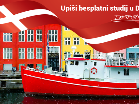 Produljene prijave na sva danska sveučilišta!