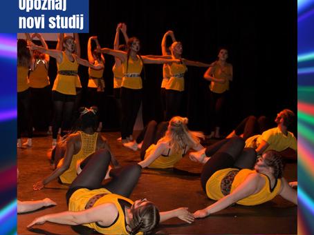Upoznaj novi studij - Dance