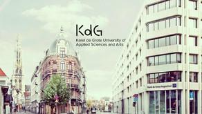 Pokrenite svoj start-up za vrijeme studija na Karel de Grote University of Applied Sciences and Arts