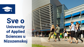 Sve o University of Applied Sciences u Nizozemskoj