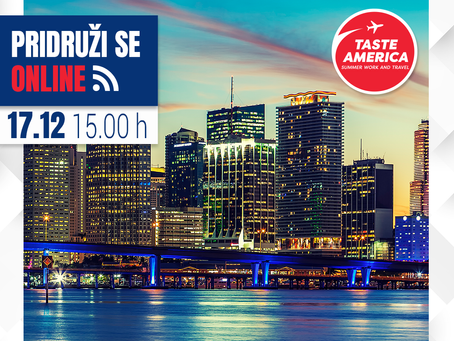 America is closer than you think! Work and Travel USA prezentacija 17.12.