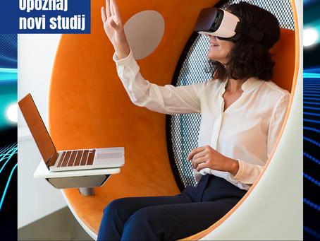 Upoznaj novi studij - 3D Animaton and Games