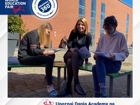 Upoznaj Dania Academy na virtualnom  izdanju World Education Faira!