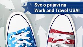 Svi koraci prijave na Work and Travel USA