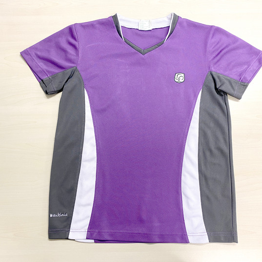 (夏季) 運衣 (紫色 - 紫荊社) (Summer) PE T-shirt (Bauhinia)