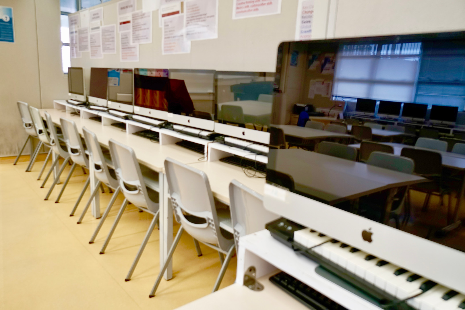 Digital Music Composition Facilities