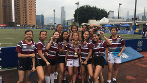 CSS are treble Rugby 7 Champions!!
