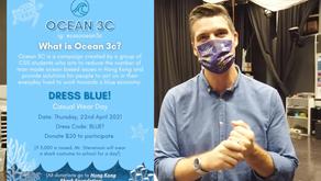 Ocean 3C x Althea Earth Day Fundraiser 海洋3C x Althea地球日籌款活動