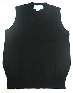 (冬季) 毛背心 (Winter) V-collar Vest Sweater