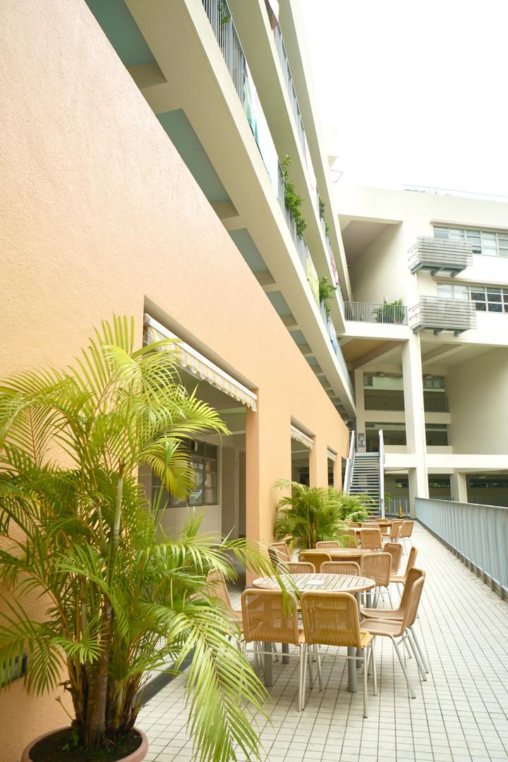 1/F Balcony