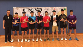 CSS Student Ranked No.1 in Table Tennis