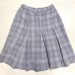 (冬季) 初中格仔裙褲 (Winter) MY1 - F.3 Girl Divided Skirt