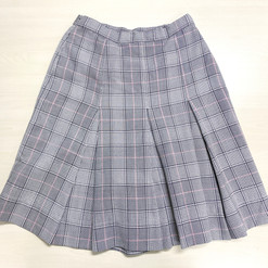 (冬季) 初中格仔裙褲 (Winter) MY1 - F.4 Girl Divided Skirt