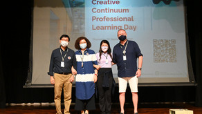 Creative Continuum Professional Learning Day a great success