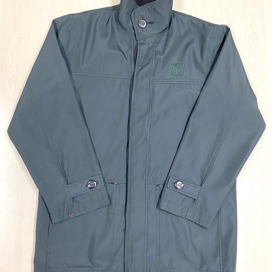 (冬季) 黑色校褸 (Winter) School Jacket