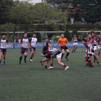 CSS B Grade Rugby 7 team becomes first runner up in HK Schools Rugby 7's knock out finals